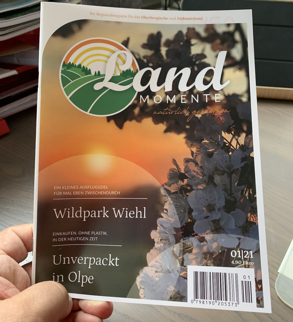 LandMomente Magazin Frühjahr-Sommer 2021
